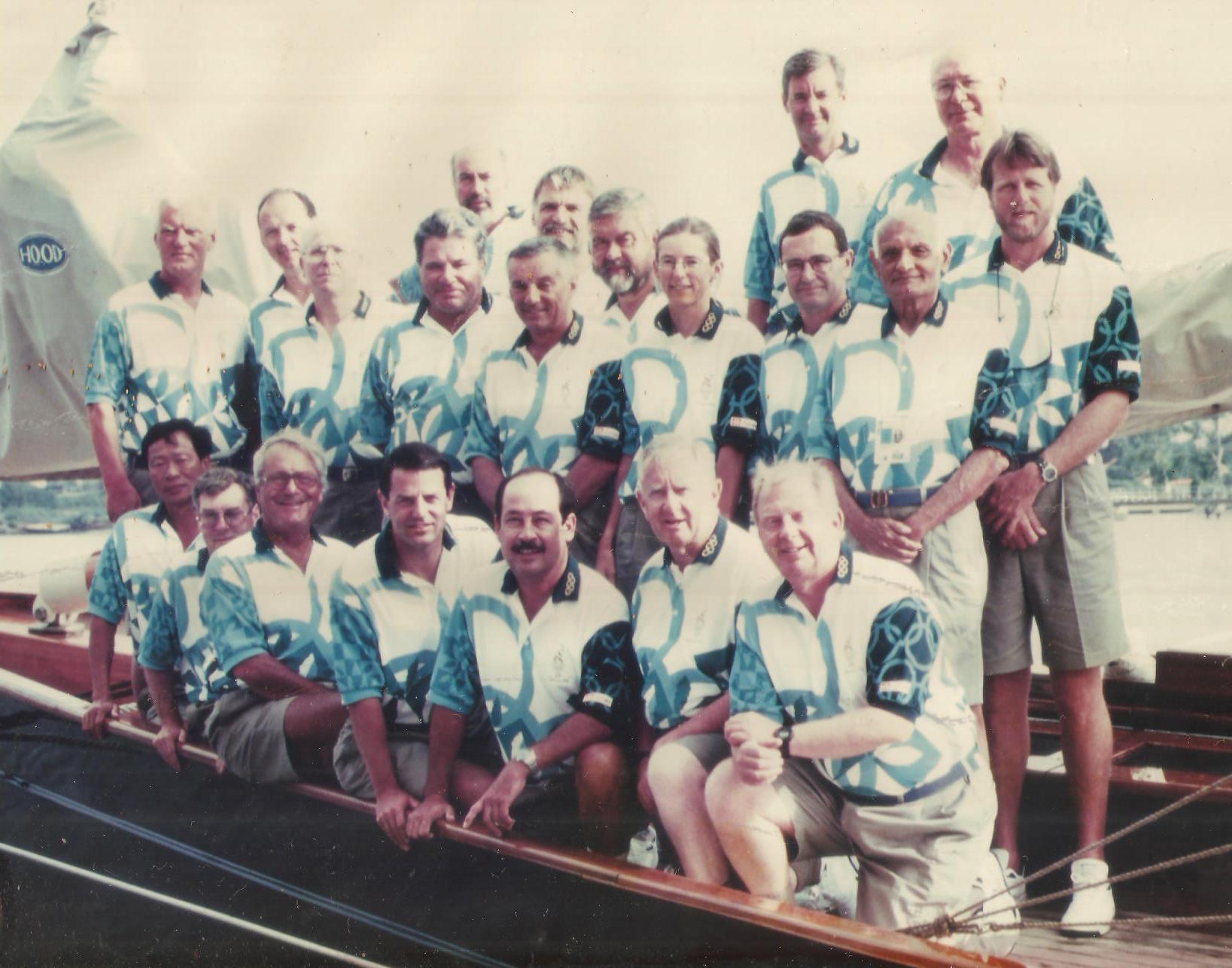 Jury Olympico Savannah 96